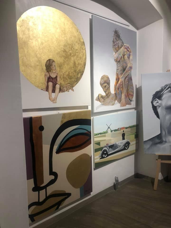 Aukcja Młodej Sztuki Artin House luty 2020