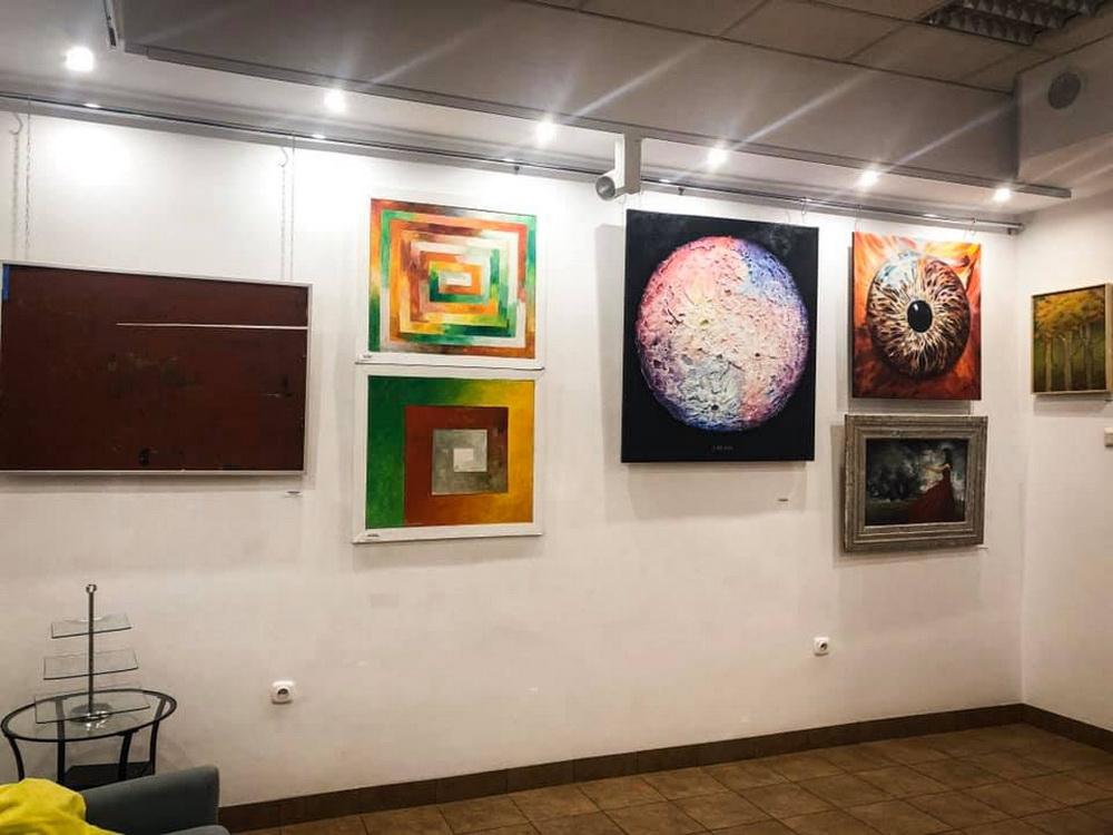 Wystawa Barwy Jesieni Galeria Marchand 2019